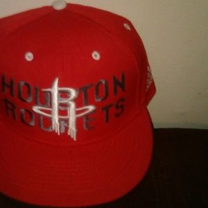 Houston Rockets snapback hat